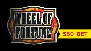 Wheel of Fortune Slot - JACKPOT HANDPAY!