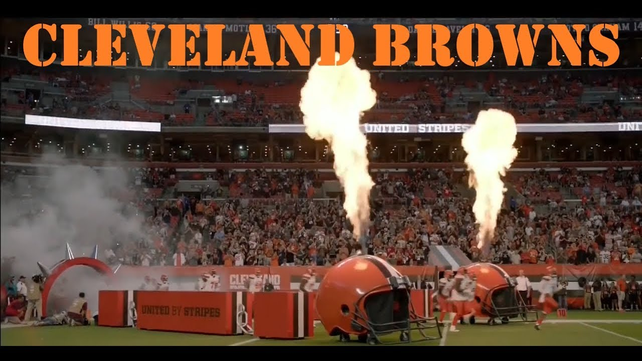 Cleveland Browns Dawg Check Hype Video
