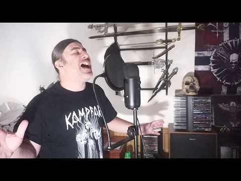 "Iron Maiden "" No Prayer for the Dying "" ( vocal cover )"