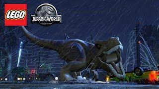 樂高侏儸紀公園Jurassic World | 試玩 - 侏儸紀公園開園啦! |