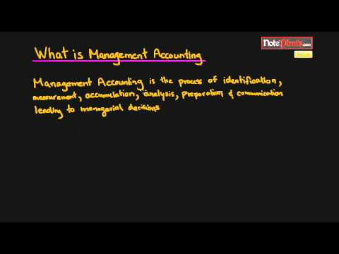 Financial Accounting vs. Managerial Accounting