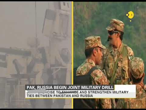 Pakistan, Russia begin joint military drill 'Friendship 2017'
