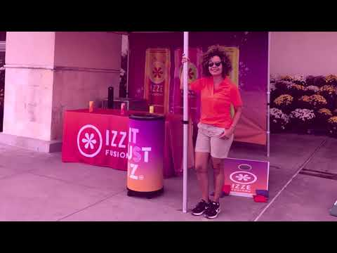 IZZE FUSION - LEMON LEMON -- RETAIL - TULSA, OKLAHOMA -  SEPTEMBER 22 - OCTOBER 1 2017
