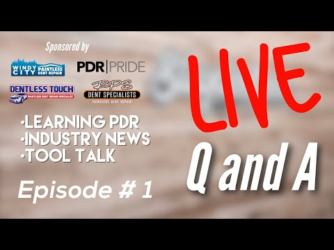 Q&A - Learning PDR, Business, Industry News, Tools