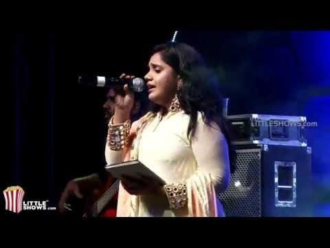 Saindhavi Concert - G V Prakash Techofes 2015