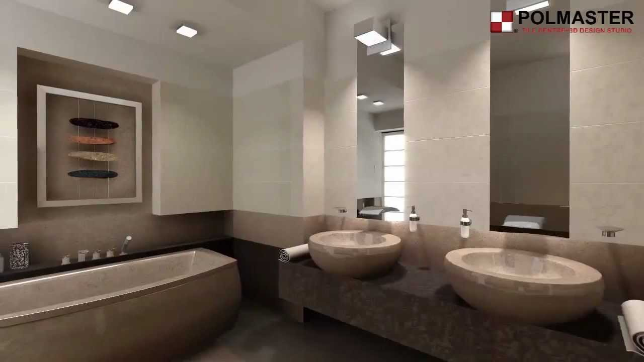 bathroom 3d design services with nomada by my way