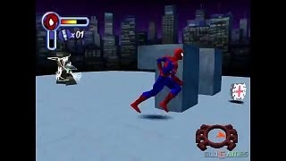 Spider-Man 2: Enter Electro - Gameplay PSX / PS1 / PS One / HD 720P (Epsxe)