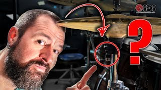 INSTANTLY Improve ANY HiHat Sound | Stephen Taylor Drum Lesson