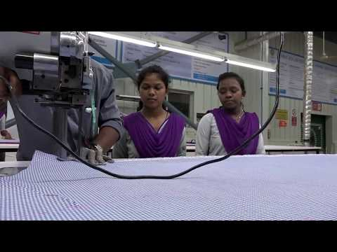 Apparel Products Unit(Production),  Centurion University_Bhubaneswar