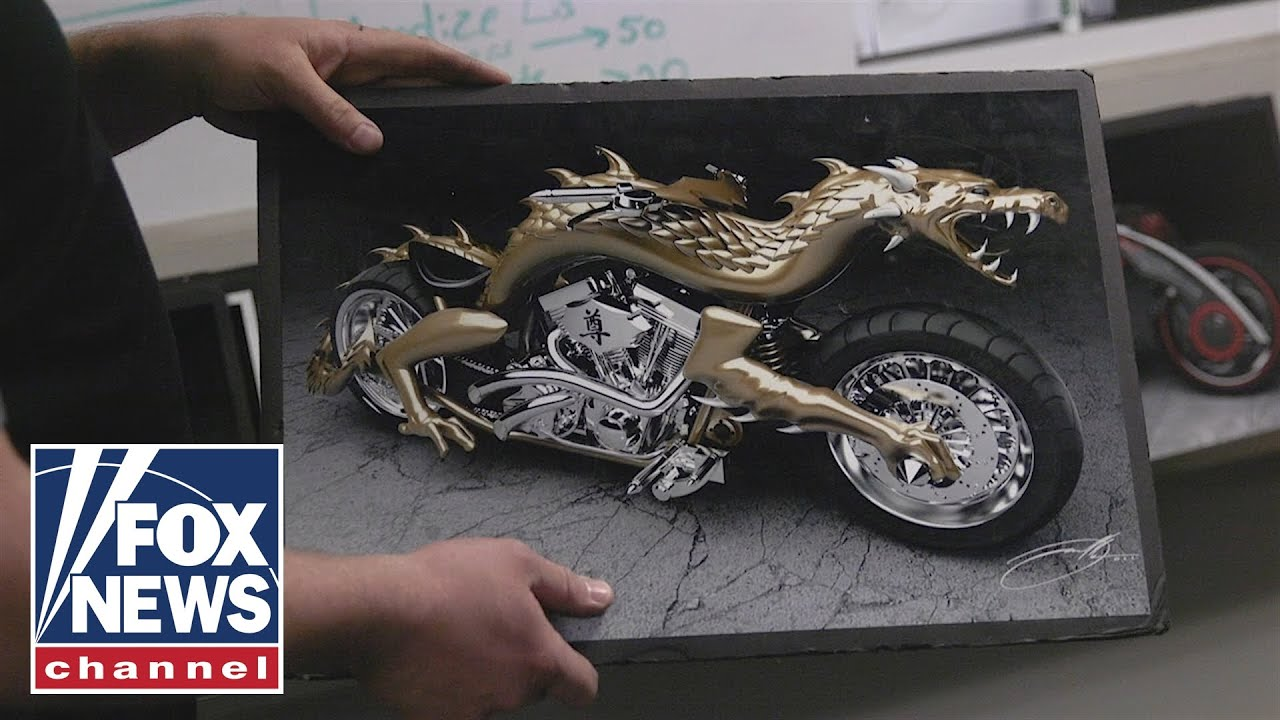 Orange County Choppers: Building The American Dream By