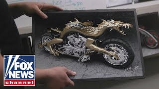 Orange County Choppers: Building the American Dream by hand thumbnail