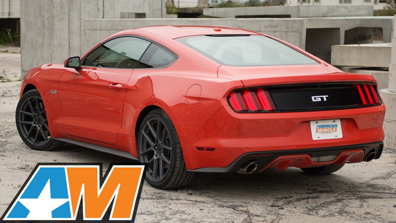 Bama Tuned 2015 Mustang GT Dyno Results w/JLT Cold Air Intake
