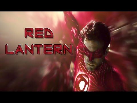 Red Lantern Hal Jordan | Green Lantern Edited/Review