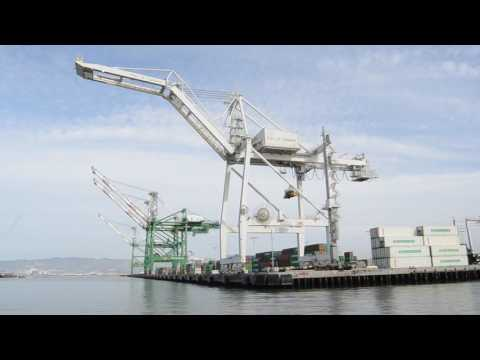 Port of Oakland - Seaport Tour