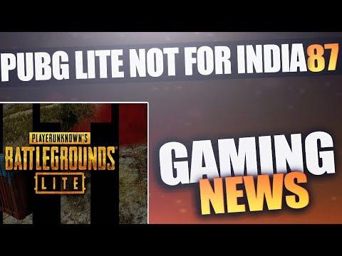 Gaming News#87| NEW Call of Duty 2019 + Why no PUBG Lite INDIA? | HINDI | thumbnail