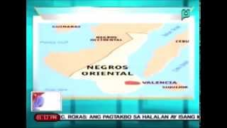 News@1: Valencia City, Bukidnon, isinailalim na sa state of calamity; 7 patay, 2 nawawala