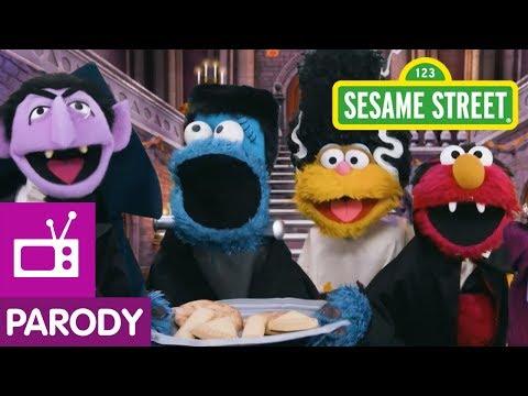 Sesame Street: The Cookie Monster Nosh (Monster Mash Parody)