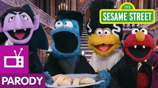 Sesame Street: The Cookie Monster Nosh (Monster Mash Parody)