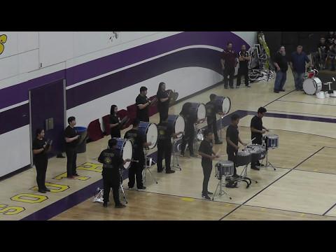 Brawley High School Drum Line 05 08 2017