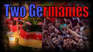 Two Germanies - a Divided Nation