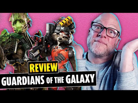 Download Guardians of the Galaxy is Surprisingly Good? | X-Play