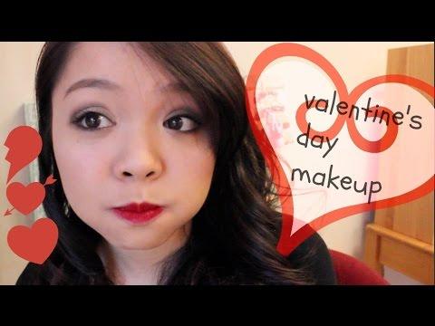 TRANG ĐIỂM NGÀY VALENTINE - Valentine