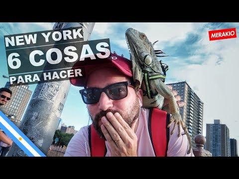 6 COSAS PARA HACER EN UN DIA EN NEW YORK