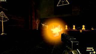 E.Y.E: Divine Cybermancy - CROON HS 010 Submachine Gun (Holy $#!%)