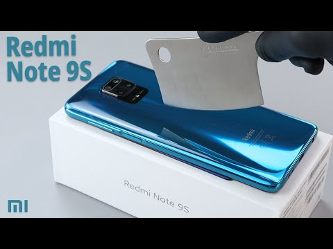 Redmi Note 9S Unboxing ASMR [4K]