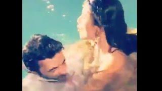 Naagin - Shivanya And Hrithik Underwater Sequence