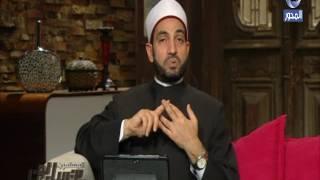 فيديو.. سالم عبد الجليل: كلام الله لسيدنا موسى ليس قرآنا