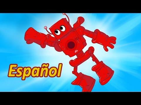 Morphle el robot - Morphle, mi Mascota Mágica (My Magic Pet Morphle Español)