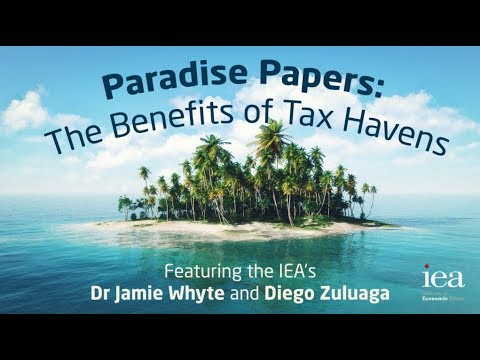 Paradise Papers: The Benefits of Tax Havens