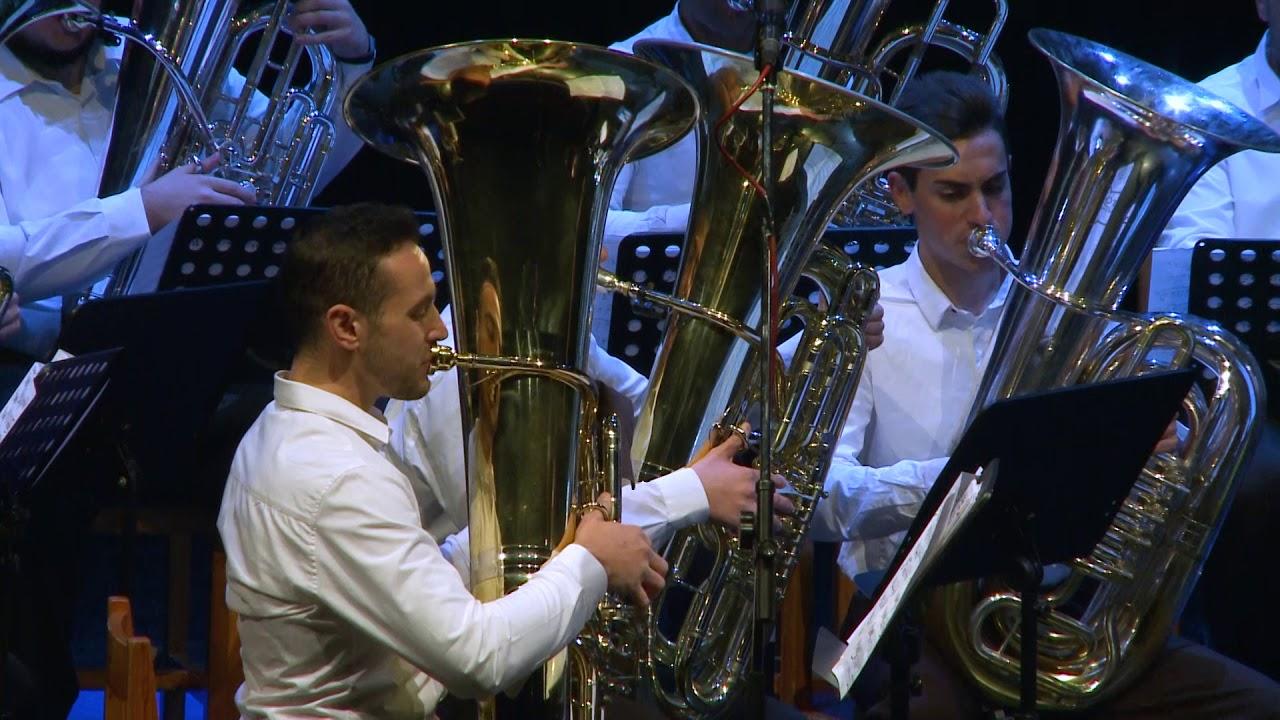 Concierto Banda de Tubas