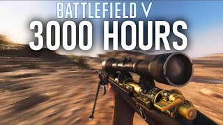 Download Lagu What 3000 HOURS of Battlefield 5 Playtime Looks like... mp3