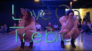 rihanna love on the brain coreografia lizenka simonne ft karina celis
