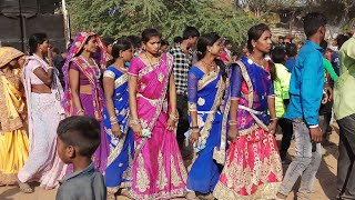 Kamar No Lachko // New Female Dance // Adivasi Song // Arjun R Meda  //  New Timli Dance