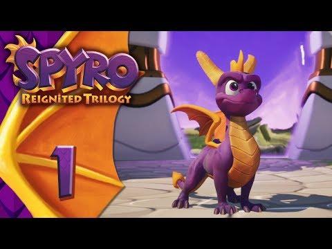 Spyro 2 Reignited Trilogy ITA [Parte 1 - Ripto's Rage]