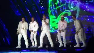 Backstreet Boys - Everybody (Backstreet's Back) (Ottawa 2019)