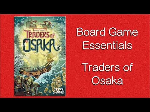 Traders of Osaka - How to Play