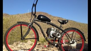 Motorized Bicycles And Gas Bikes For Sale By U- MOTO