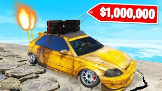 I Bought The UGLIEST CAR For A MILLION DOLLARS! (GTA 5 DLC)