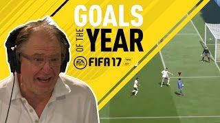 FIFA 17 - Goals of the Year with Ray Hudson