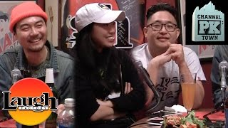 Dumbfoundead, Awkwafina, & Rekstizzy - The Pinche Kimchi Podcast With PK Episode 06