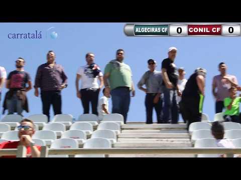 FÚTBOL ALGECIRAS CF 0 CONIL CF 0