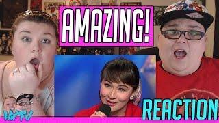 Gerphil Flores Gets The Golden Buzzer | Asia's Got Talent REACTION!! 🔥