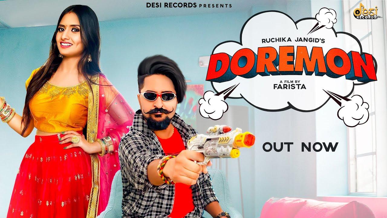 Doraemon Song - Official Video | Ruchika Jangid | Kay D | Yogi Amarjeet | Farista | GR | Haryanvi