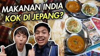 MAKANAN FAVORIT DAERAH KAMPUS WASEDA - KARE INDIA! 理工早稲田インドカレー