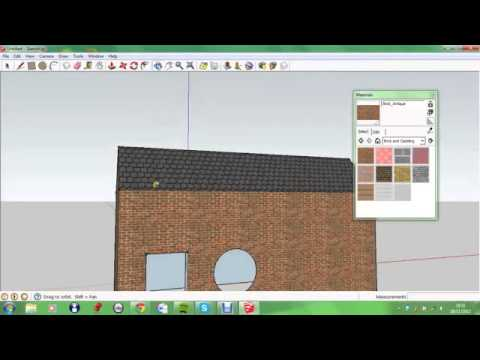 Google sketchup 8 0 review and tutorial youtube for Mobilia sketchup 8