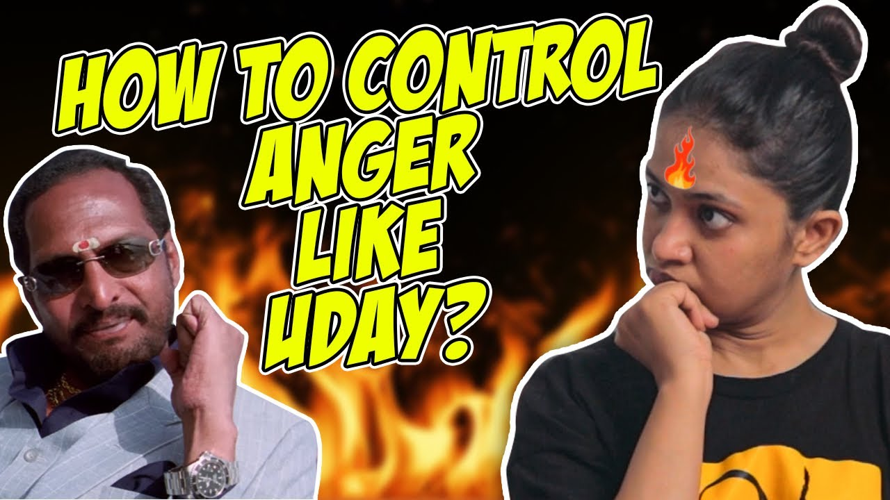 How To Control Anger Like Uday ? || Captain Nick